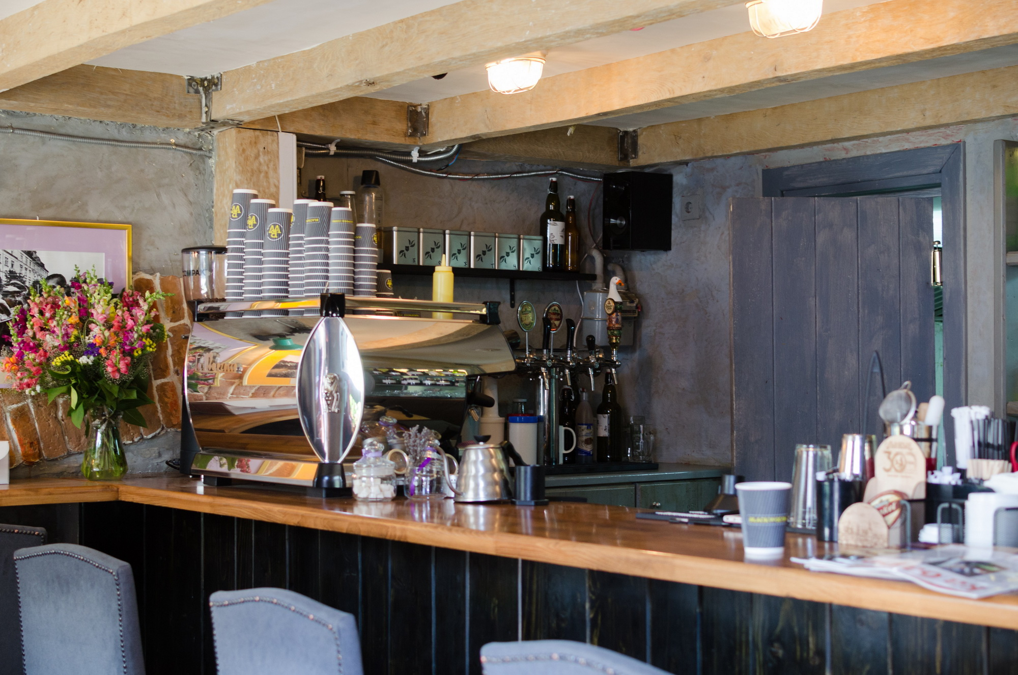 Blackwood Coffee © European Coffee Trip