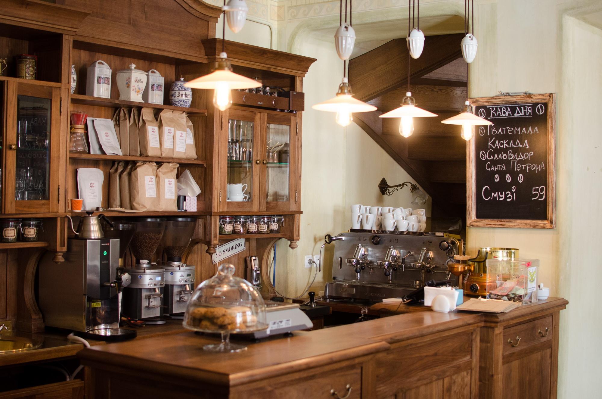 Svit Kavy © European Coffee Trip