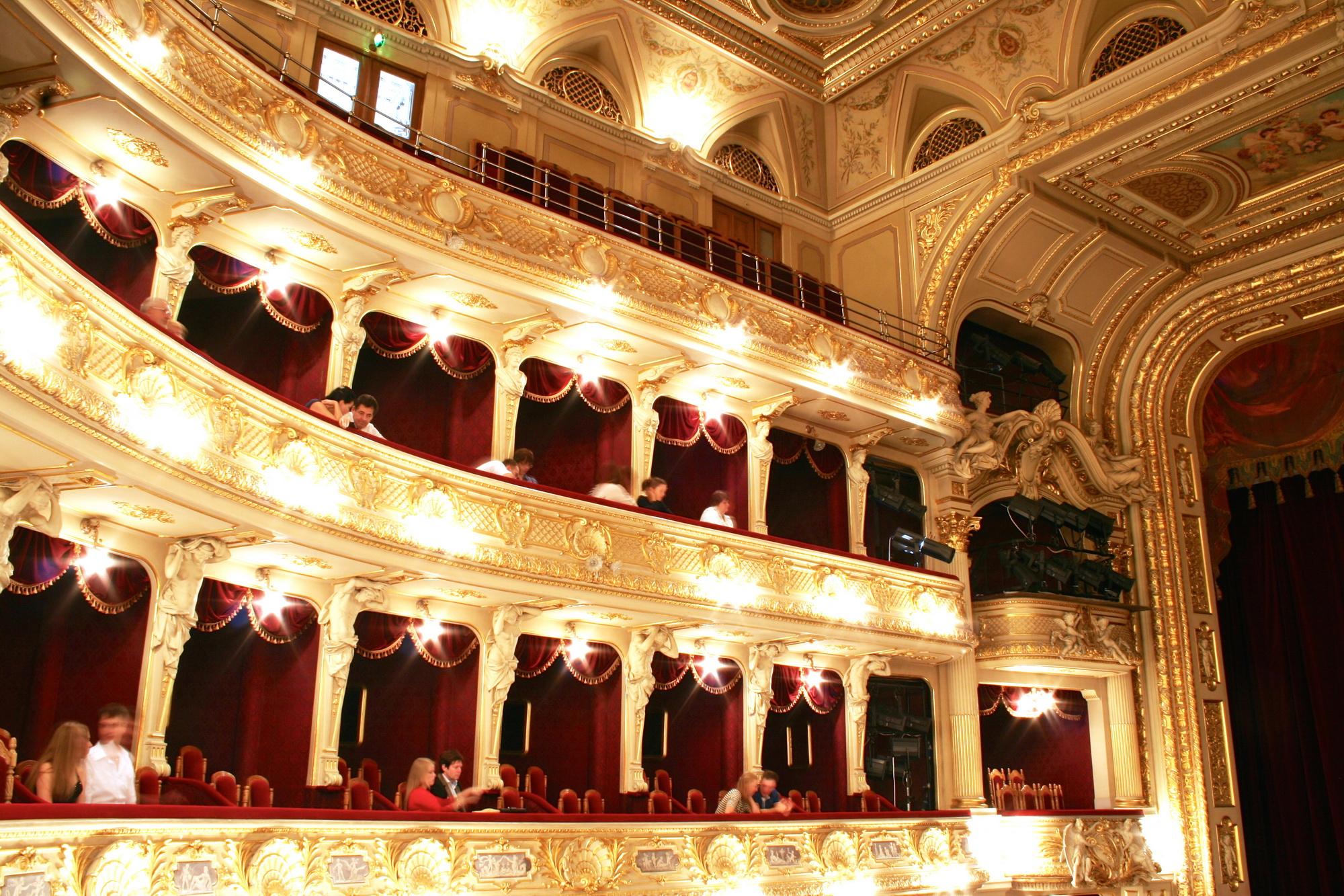 Lviv Opera House © anarchitectabroad.com