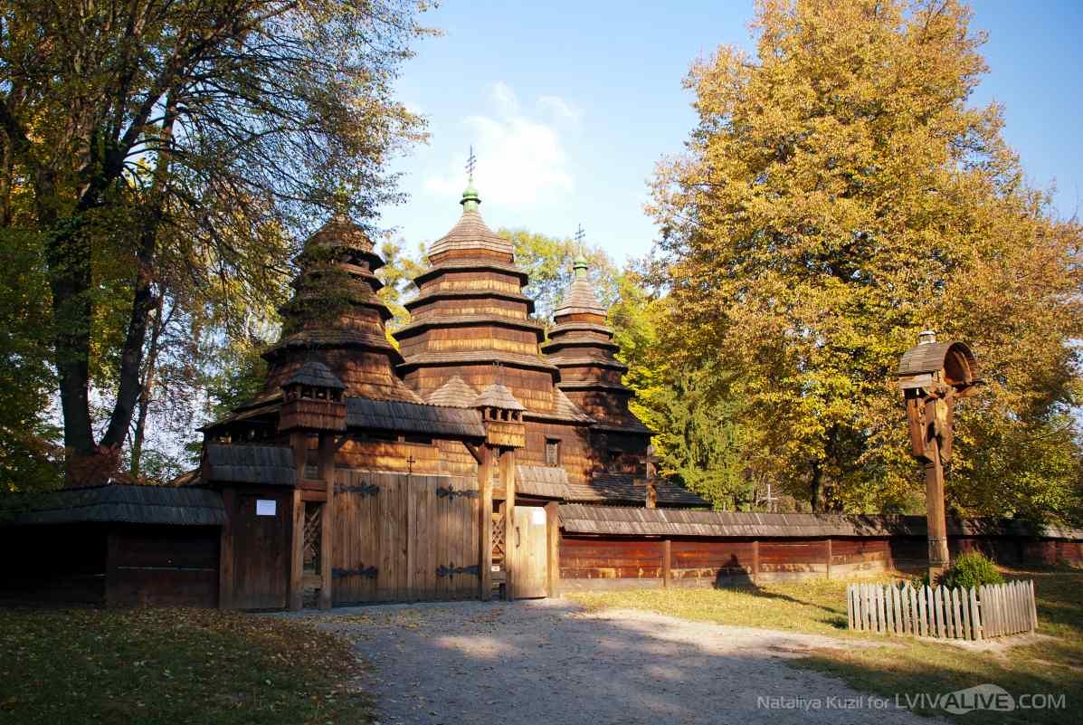 Музей народної архітектури та побуту © Nataliya Kuzil