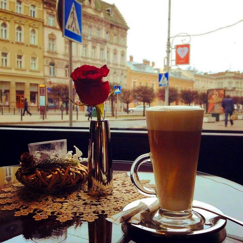 Кава © Yurii Hryhorenko