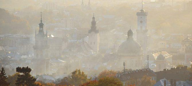 Три прекрасних вірші про Львів