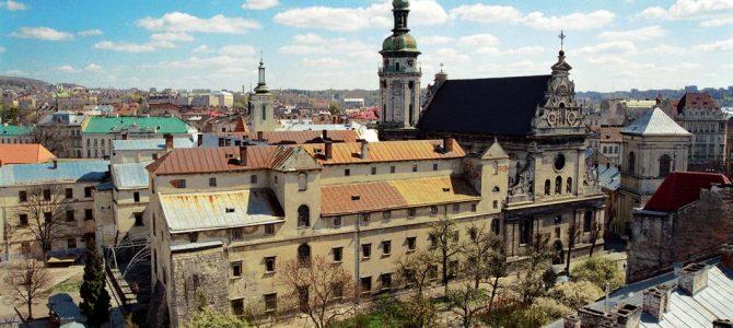 Церква св. Андрія у Львові – найславніша українська базиліка