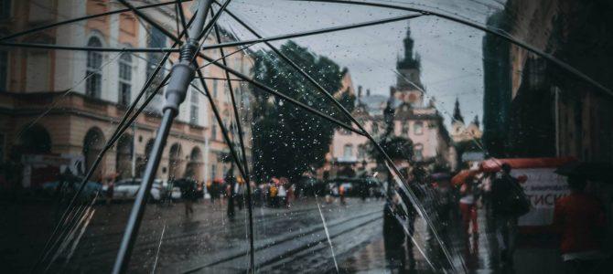 7 українських пісень про дощ