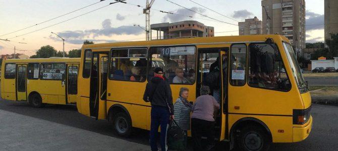 Львівська міськрада проголосувала за повну відмову від маршруток