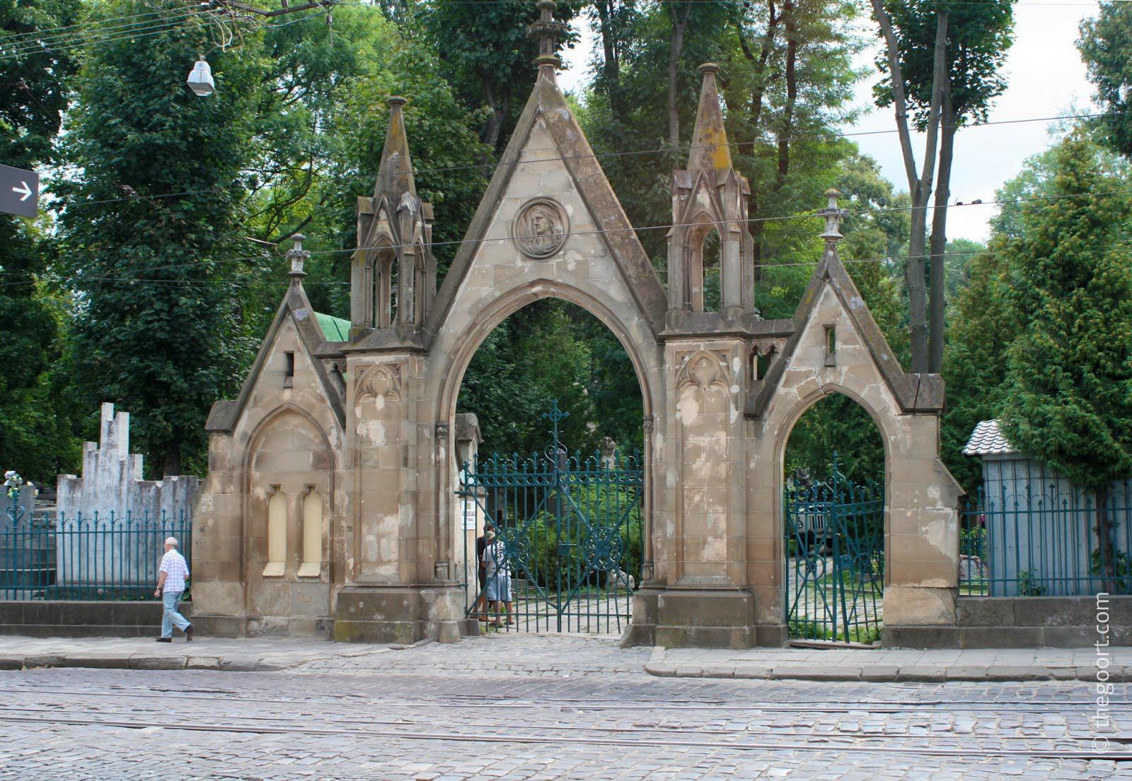 Личаківський цвинтар © WIKI