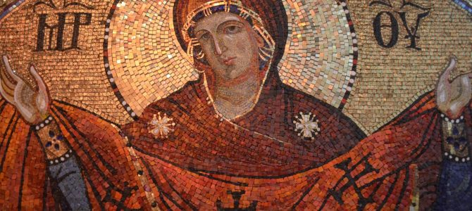 В суботу віряни відзначатимуть свято Покрови Пресвятої Богородиці (розклад богослужінь у храмах Львова)