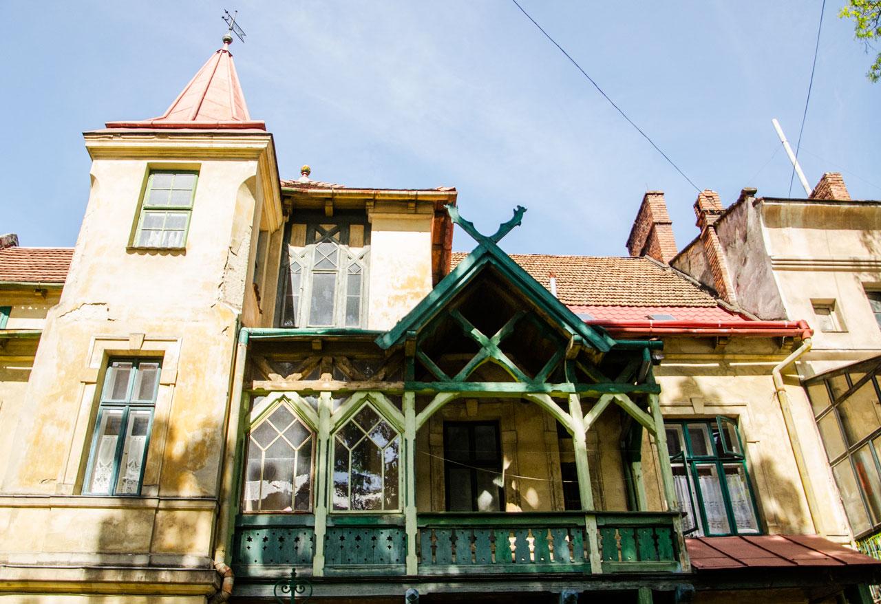 Вілла на вулиці Котляревського, 29