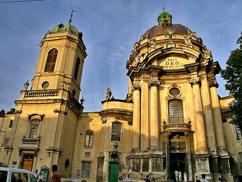 8c99036f5098e9 ... принцеси угорщини Констанції, у Львові, на цьому місці, було засновано  монастир домініканців. Цей костел у готичному стилі, простояв тут від XV і  ...