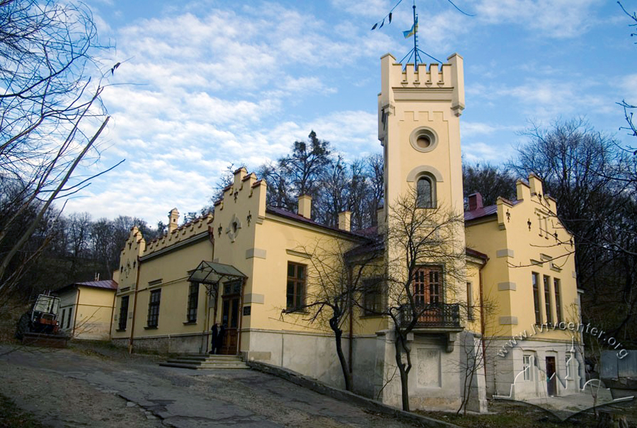Будинок Куркового товариства