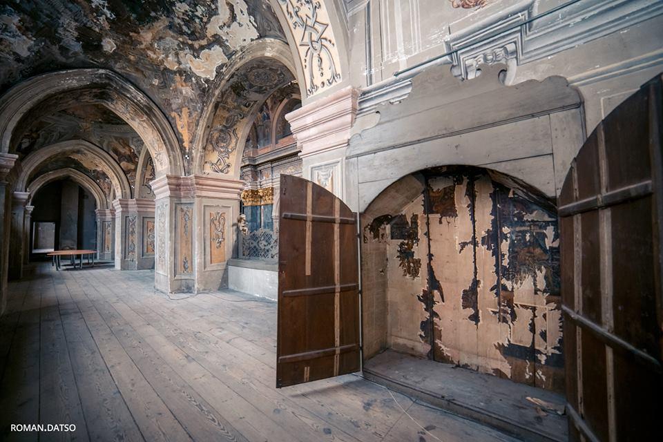 Галереї Гарнізонного храму свв. Петра і Павла © Роман Дацо