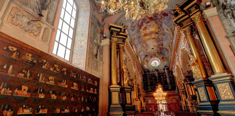 Церква св. Андрія, Львів © pilgrimage.in.ua