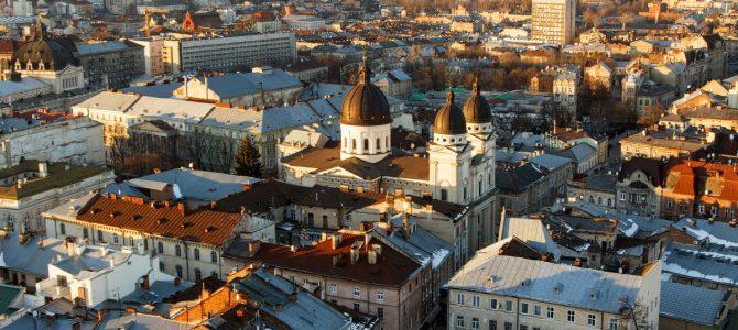 Древній Львів – історія славного міста