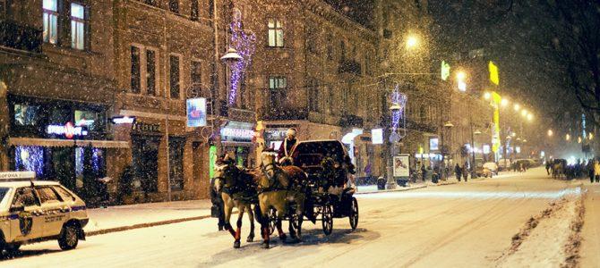 Свято наближається: 7 головних локацій різдвяного Львова