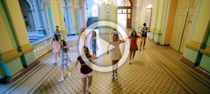 А Ви вже бачили, як студенти Львівської Політехніки привітали свій внз?