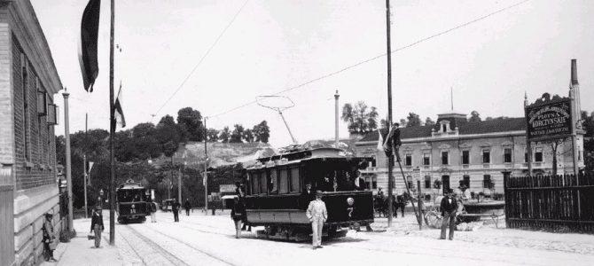 Трамвай №12, який курсував на Високий Замок (раритетні фото)