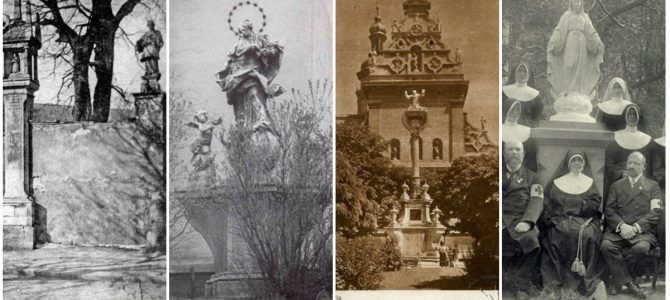 ТОП-10 зниклих скульптур львівських святих