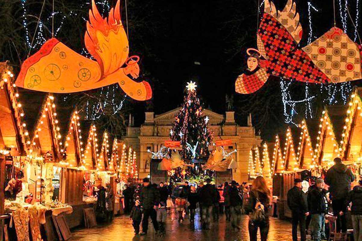 Новий рік у Львові © vk.com