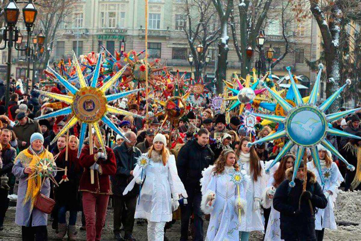 Різдво у Львові © vk.com
