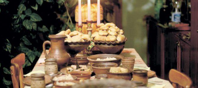Святково: Готуємось до Різдва – 12 пісних страв на Святий Вечір