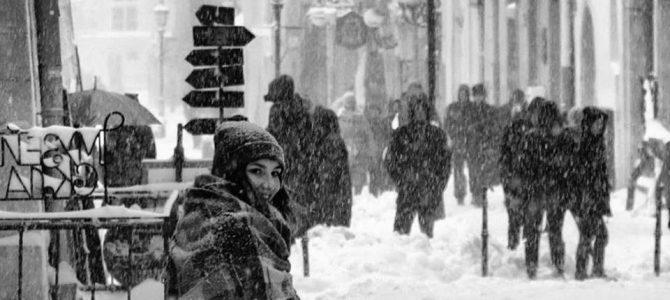 Поетично: львів'янка прощається з зимою віршованими рядками