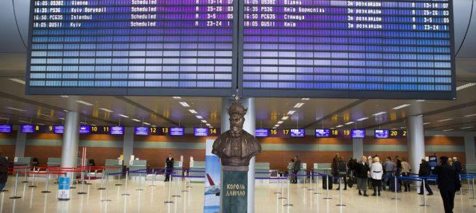 35 міст, куди можна полетіти зі Львова