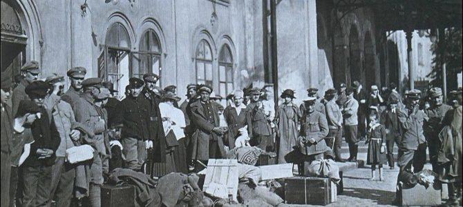 Журавлі (Чуєш, брате мій) — відома пісня українських емігрантів