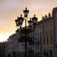 Львів – місто давніх ліхтарів