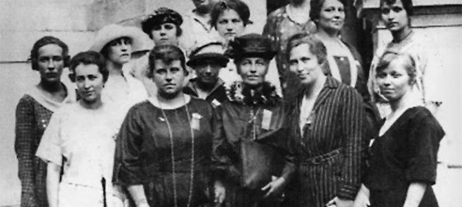 """Галицькі феміністки 1930-х: нацистське """"Кухня-Церква-Діти"""" не для нас"""