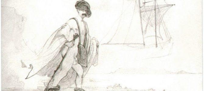 Голий автопортрет, смерть та еротика. 10 маловідомих картин Тараса Шевченка