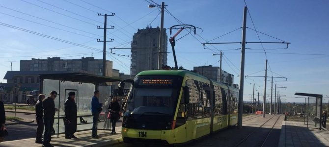 Хороша новина: Трамвай №8 розпочав курсувати до Санта-Барбари