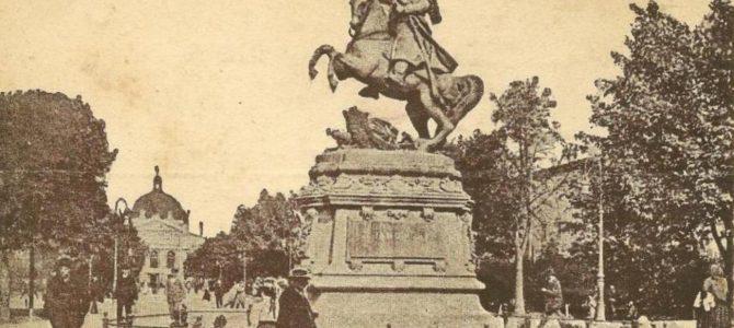 Пам'ятники Львова, яких вже немає