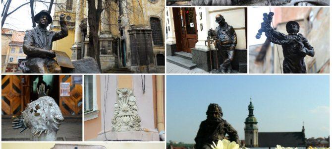 Топ-10 пам'ятників, які неодмінно потрібно побачити у Львові