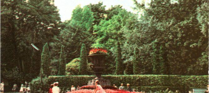 Кольоровий Львів на поштівках 1968 року