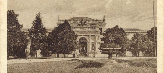 10 неповторних поштівок Палацу Мистецтв у Стрийському парку