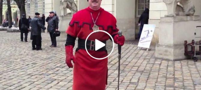 Найкраще привітання для Львова від Кузьми Скрябіна (відео)