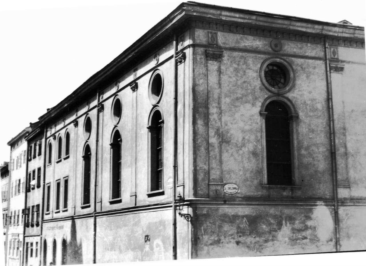 Львів, якого не повернеш. Велика міська синагога