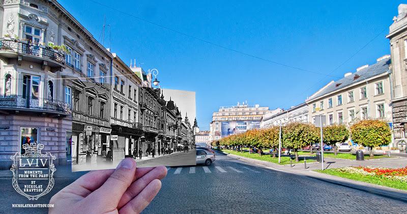 Нові моменти з минулого Львова