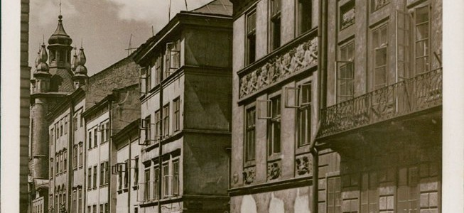 Вірменська – одна з найдавніших вулиць Львова