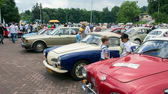 Фестиваль ретро автомобілів у Львові (програма фестивалю)