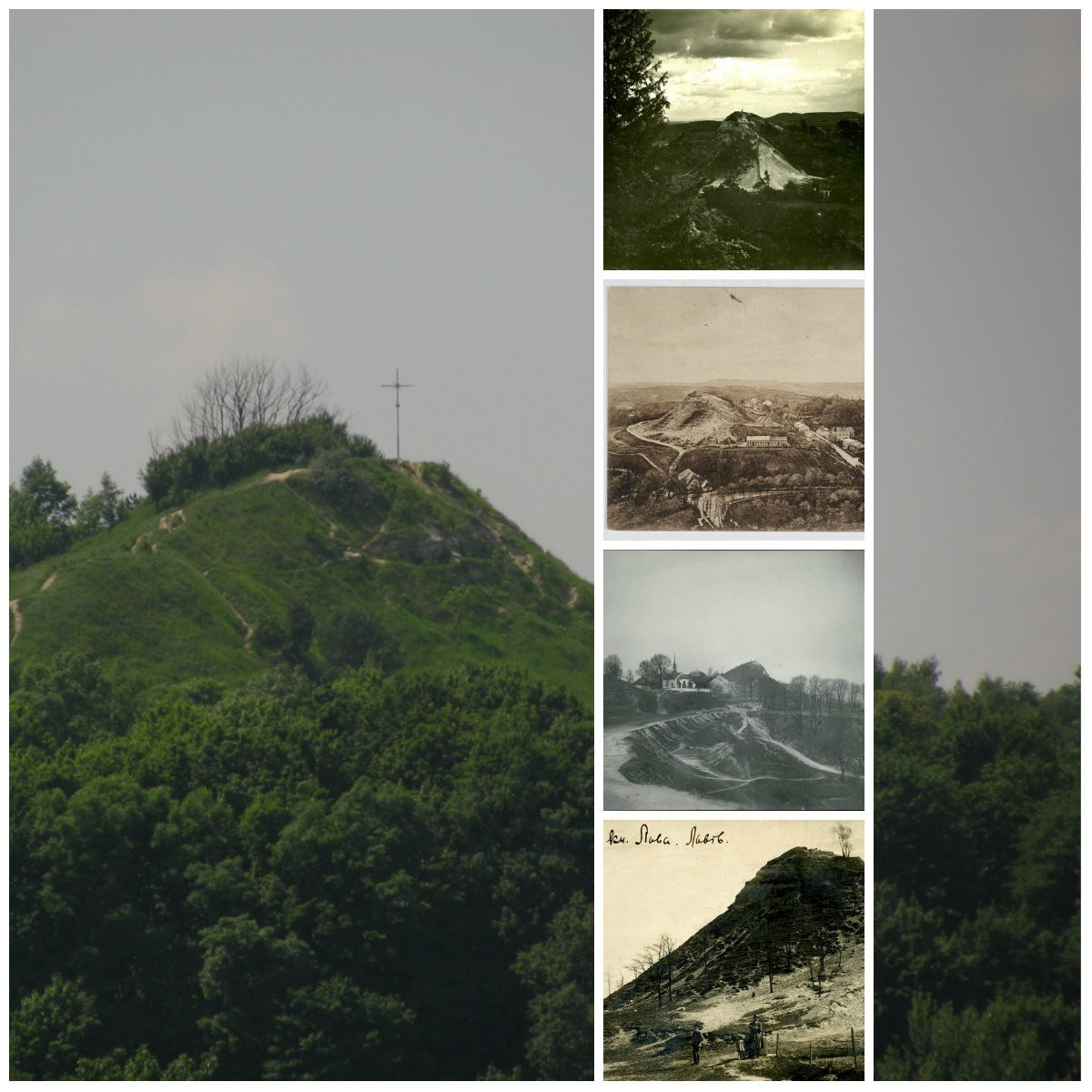 Лиса гора : місце нечисті та легенд