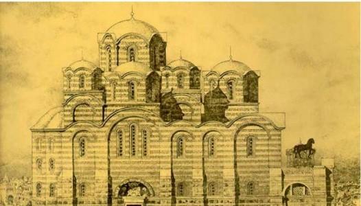 Десятинна церква – перший кам'яний православний храм Київської Русі