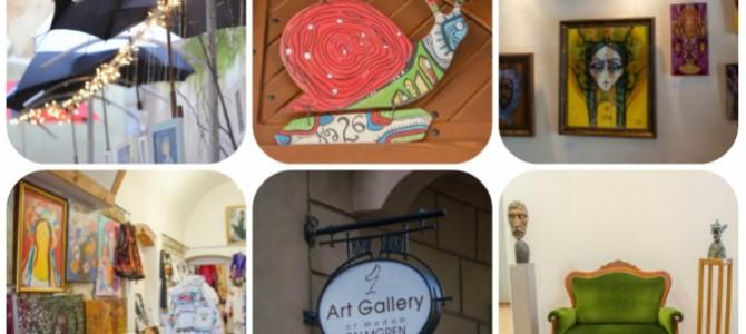 Топ-7 галерей сучасного мистецтва у центрі Львова. Фото
