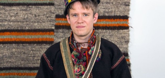 Гуцульське чоловіче вбрання Косівського р-ну 100 років тому (відео)