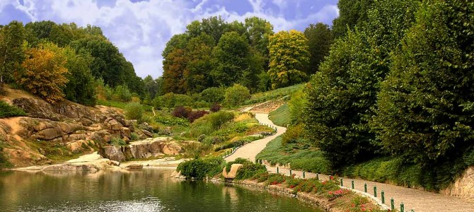 Софіївський парк – увіковічнене кохання