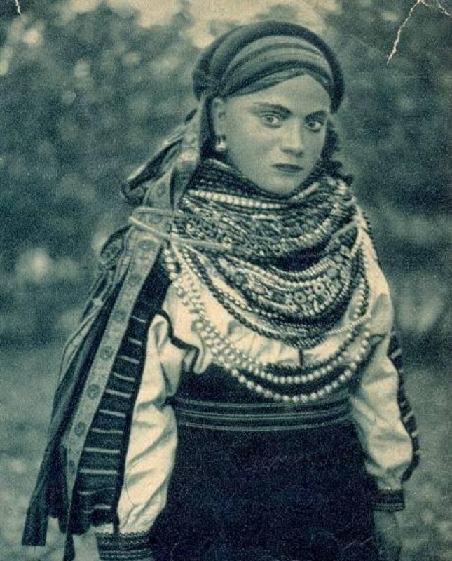 Покуття Наддністрянка. Фото Й. Щербецького. 1930-і