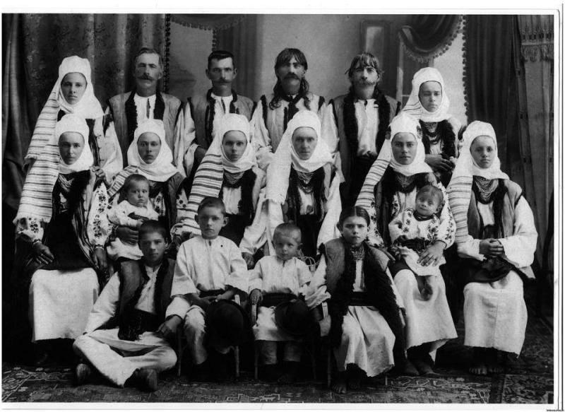 Буковина, 1913 рік