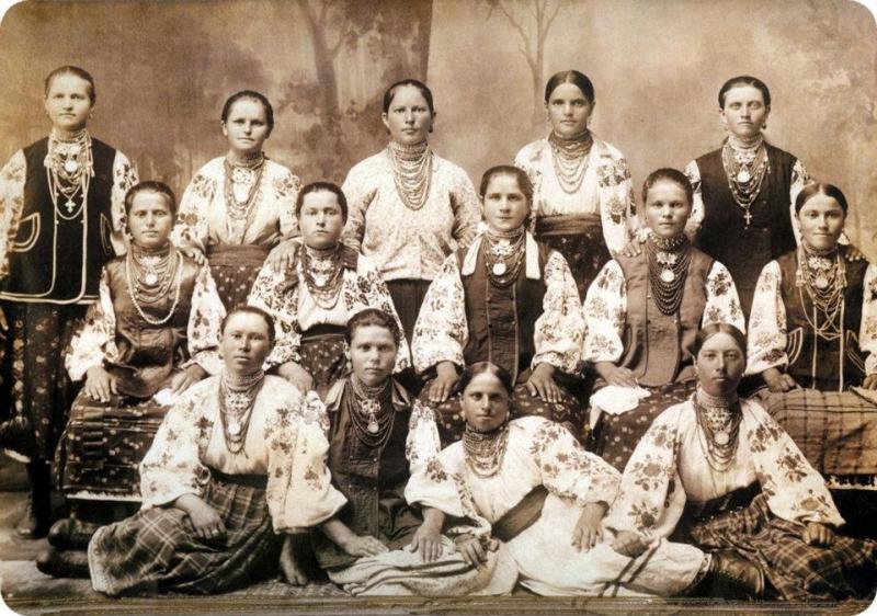 1920-і рр. Село Кропивна на Черкащині