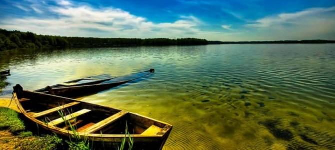 Коли і моря не потрібно: 10 найкрасивіших озер України