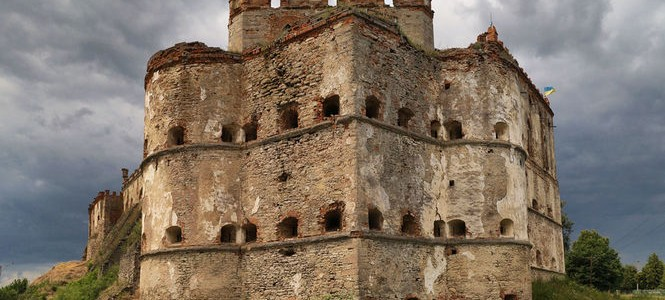 10 замків України, які має побачити кожен (фото)